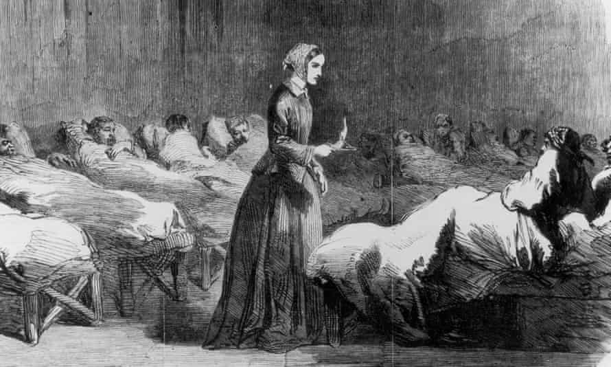 Nursing remains rooted in the past, as personified by Florence Nightingale - who was born 200 years ago