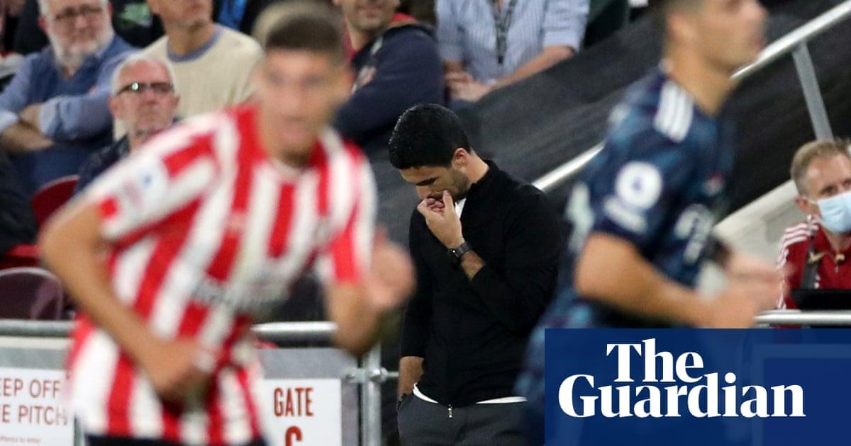 Arteta's Arsenal already on back foot after bruising first night failure