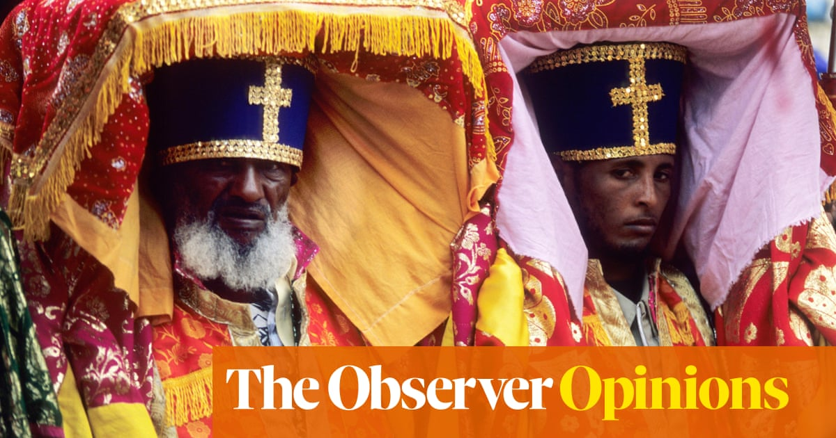 Why we should send the tabots back to Ethiopia | Richard Brooks