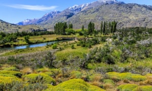 The parks will preserve vast tracts of Patagonia, and were signed into law on Monday by Chile's president Michelle Bachelet.