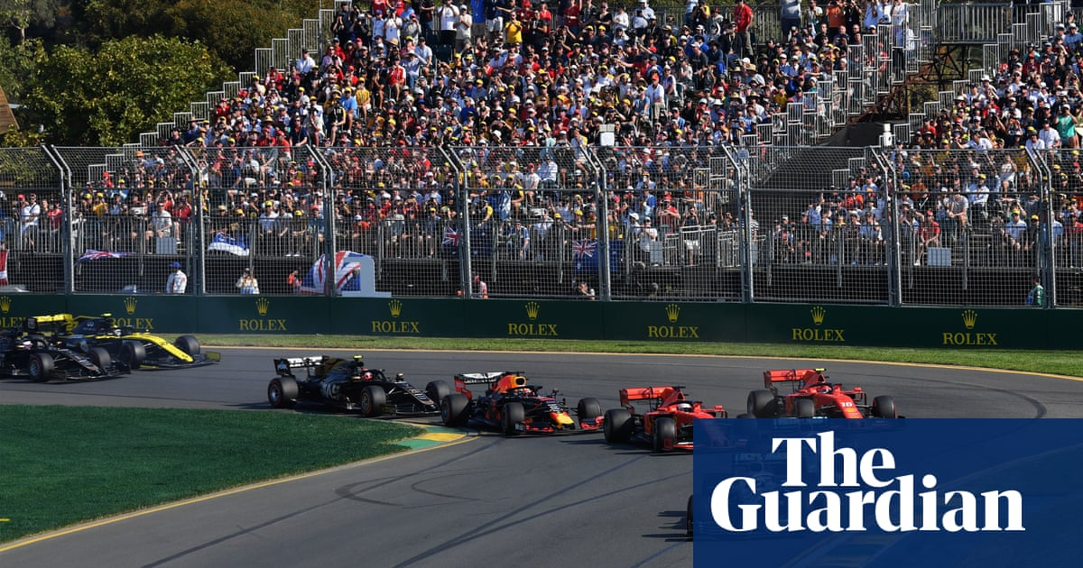 Australia and China GPs postponed in revised F1 calendar for 2021