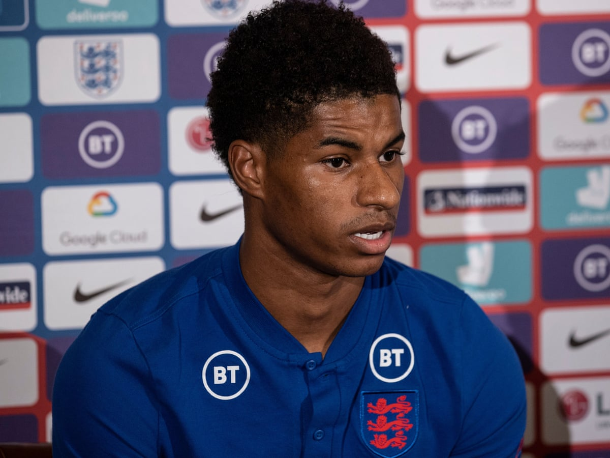 Marcus Rashford Urges More Compassion For Poorest Children Food Poverty The Guardian