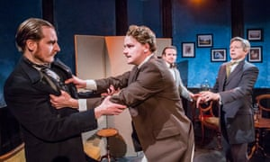 Cyril's Success at the Finborough theatre, London
