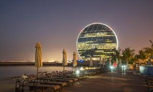 AlDar Headquarters, Abu Dhabi