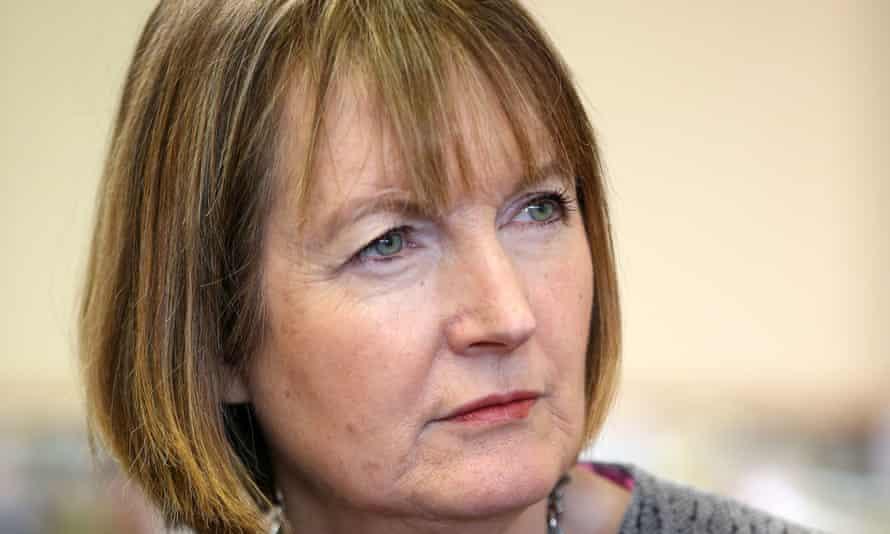 Harriet Harman, Labour's former deputy leader