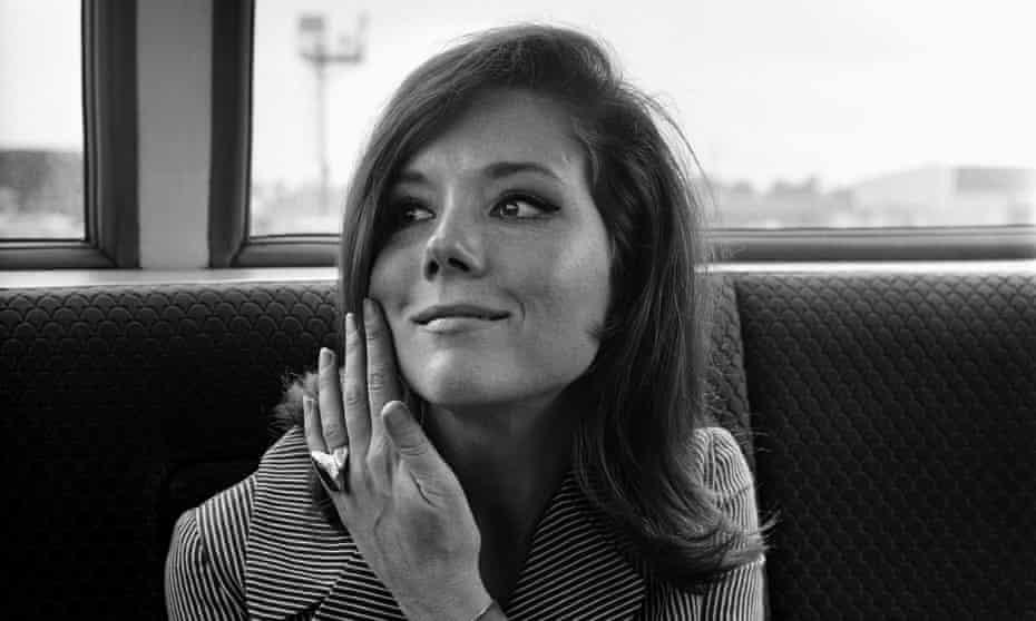 Diana Rigg in 1967.