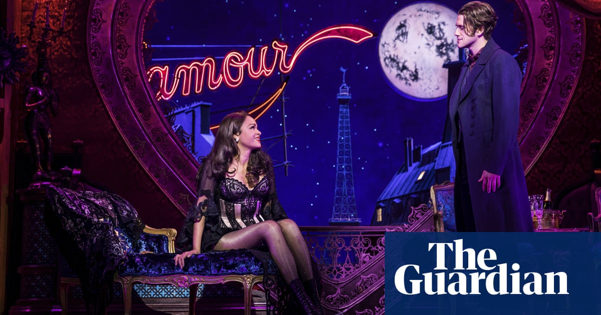 Tony awards 2021: Moulin Rouge! triumphs in a Broadway celebration