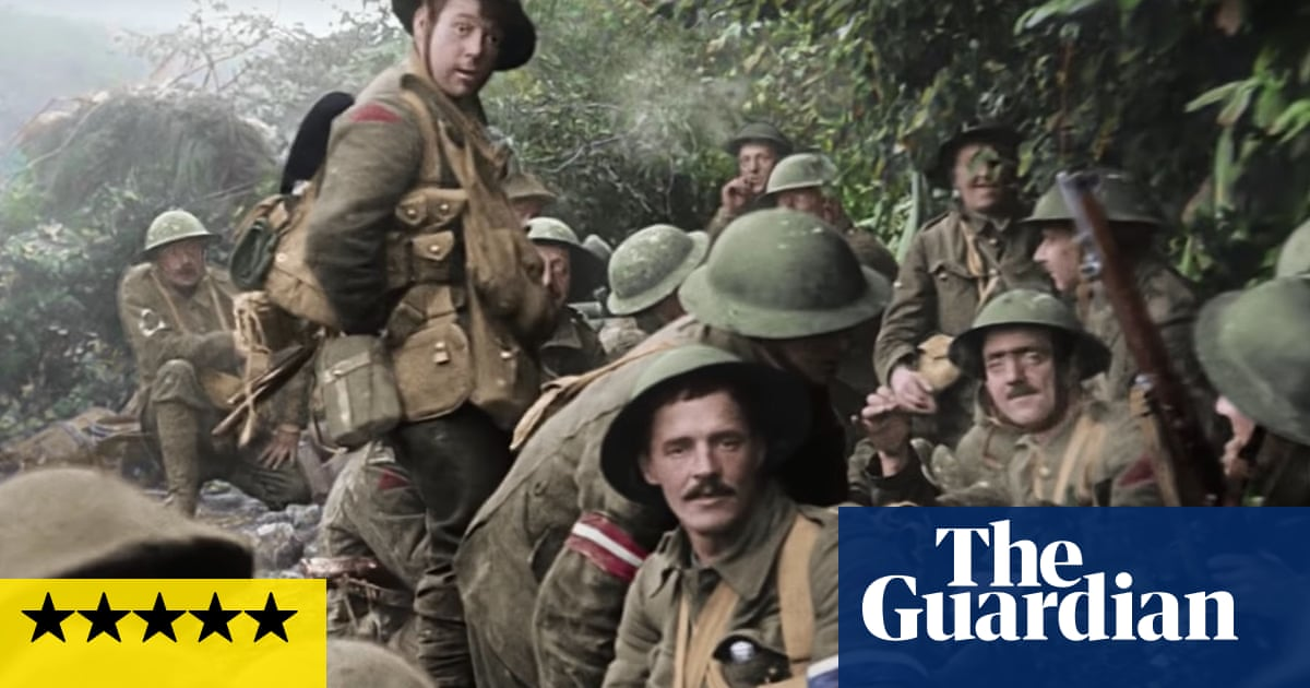 They Shall Not Grow Old review – Peter Jackson's electrifying journey into the...