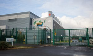 Until recently, Google stored UK user data in its Irish data centres such as this one in the Grange Castle business park just outside Dublin.