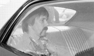 Michael Townley, shown in 1978. Chile can seek extradition of the US citizen, the country's supreme court has ruled.