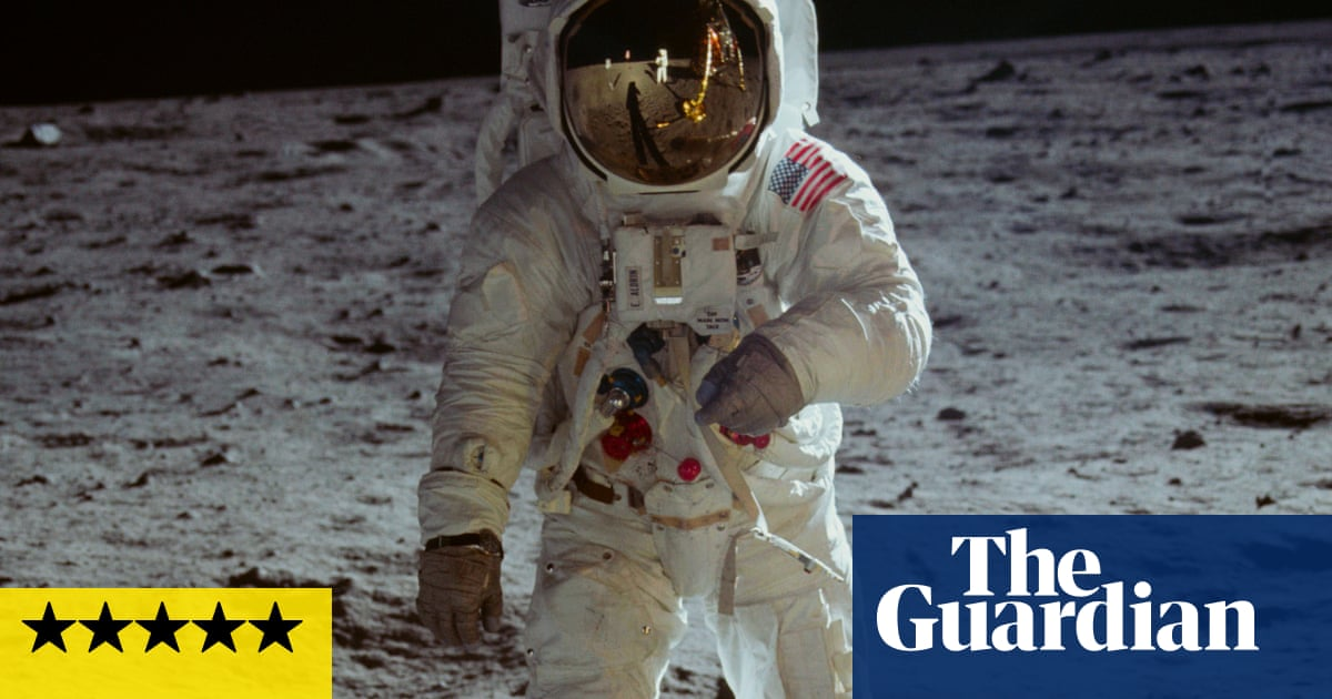 Apollo 11 review – eye-opening documentary is a five-star triumph
