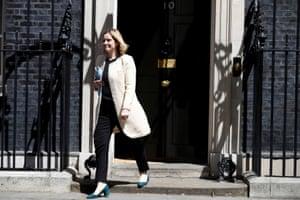 London, England Amber Rudd