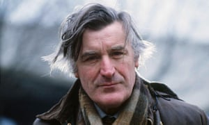 Glimpses of personal redemption … Ted Hughes.