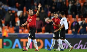 Juan Mata was on the losing side on his return to Valencia.