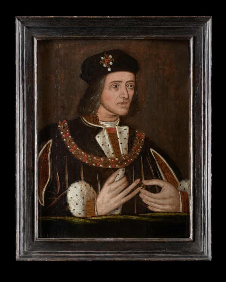 Late 16th-century portrait of Richard III