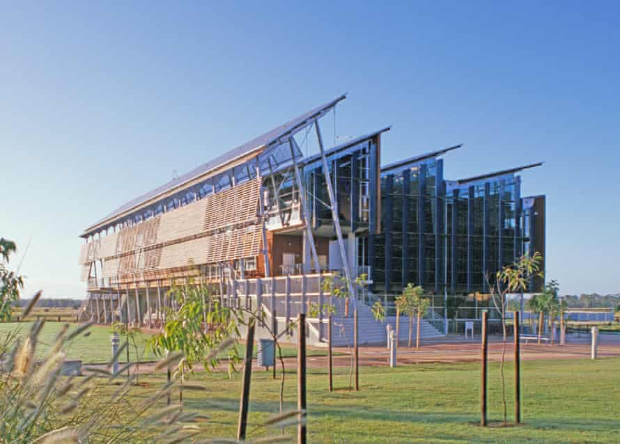 University of the Sunshine Coast Library, Sippy Downs QLD.