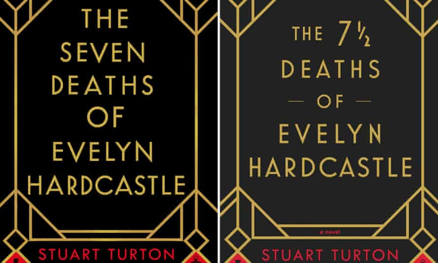 'A small change can make all the difference' … The 7½ Deaths of Evelyn Hardcastle