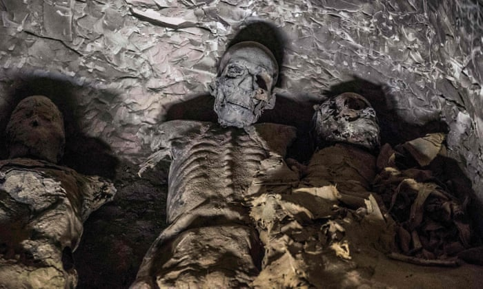 Mummified woman dating back 3,000 years unveiled in Egypt - image  on https://archaeologys.com