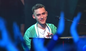 Olly Alexander of Years & Years at the Brit awards nominations launch last month.