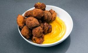 Sweet potato sonhos