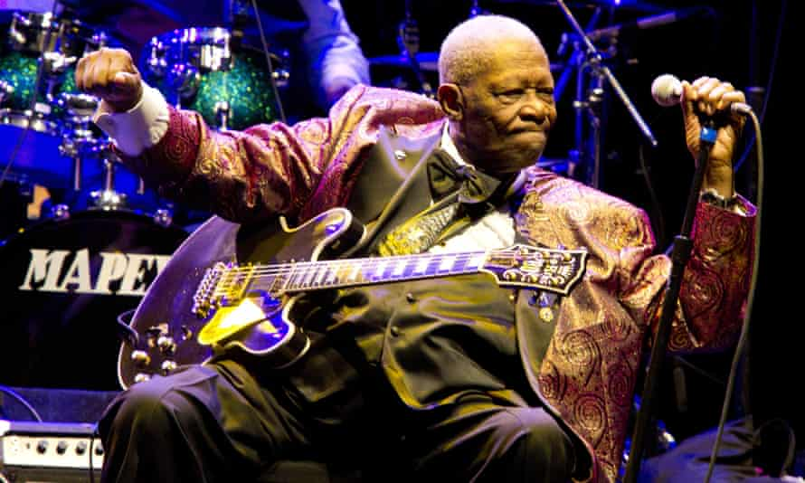 BB King will be remembered at the 35th annual BB King Homecoming Festival in the legendary bluesman's hometown of Indianola, Mississippi, on Sunday.