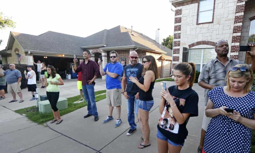 mckinney texas pool party residents