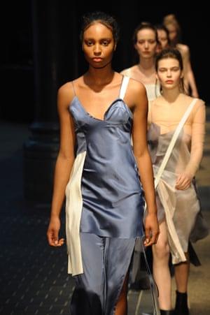 Nensi Dojaka, London College of Fashion