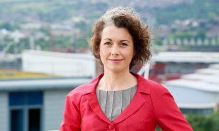Sarah Champion, the MP for Rotherham