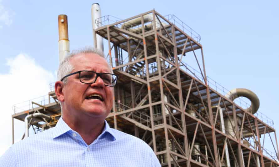 Scott Morrison: 'Shoring up our fuel security means protecting 1,250 jobs, giving certainty to key industries, and bolstering our national security.'