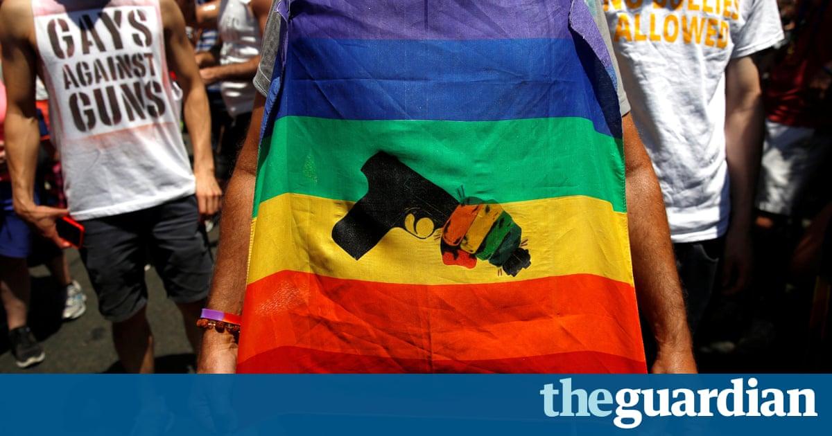 Gays Against Guns: can LGBTQ community curb the gun lobby?