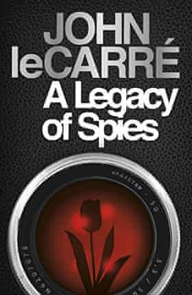 Cover of John le Carré's  A Legacy of Spies