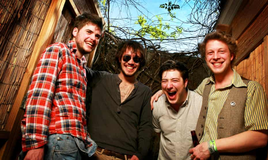 The band back in 2009.