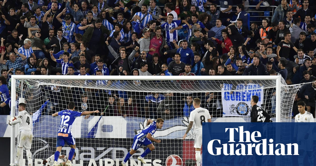 Alavs Revel In Beautiful Madness And Pile Pressure On Lopeteguis Madrid