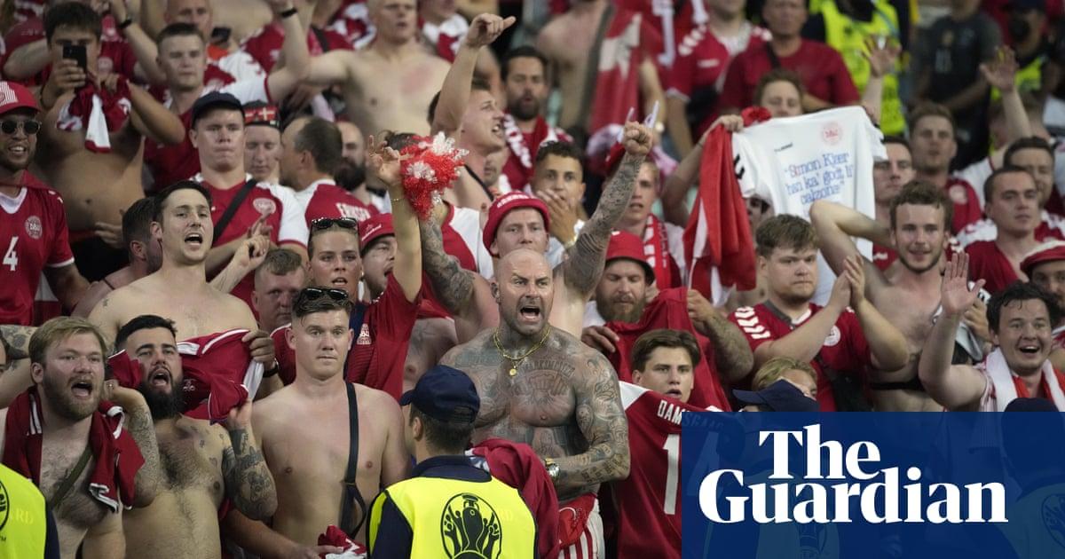 'More than a game': Euros delirium in Denmark despite UK travel setback
