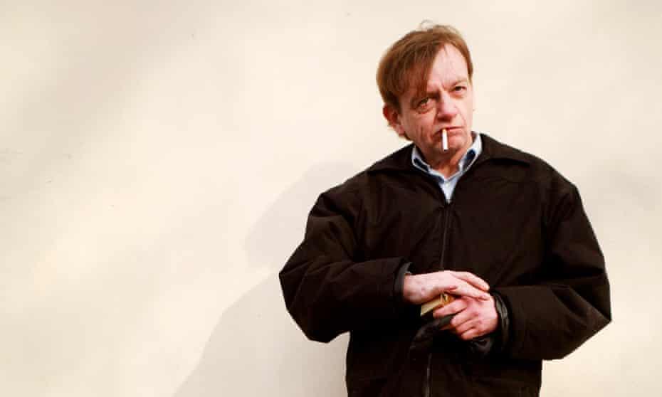 Mark E Smith in 2007.