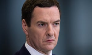 George Osborne said his aim is for the Evening Standard to fill a 'vacated space' in the political landscape.