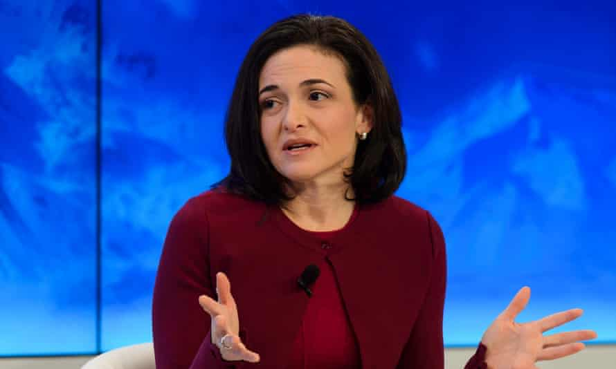 World Economic Forum, WEFepa05112580 Sheryl Sandberg, Chief Operating Officer Facebook speaks during a panel session on the first day of the 46th Annual Meeting of the World Economic Forum, WEF, in Davos, Switzerland, 20 January 2016. The overarching theme of the meeting, which will take place from 20 to 23 January, is 'Mastering the Fourth Industrial Revolution'. EPA/JEAN-CHRISTOPHE BOTT