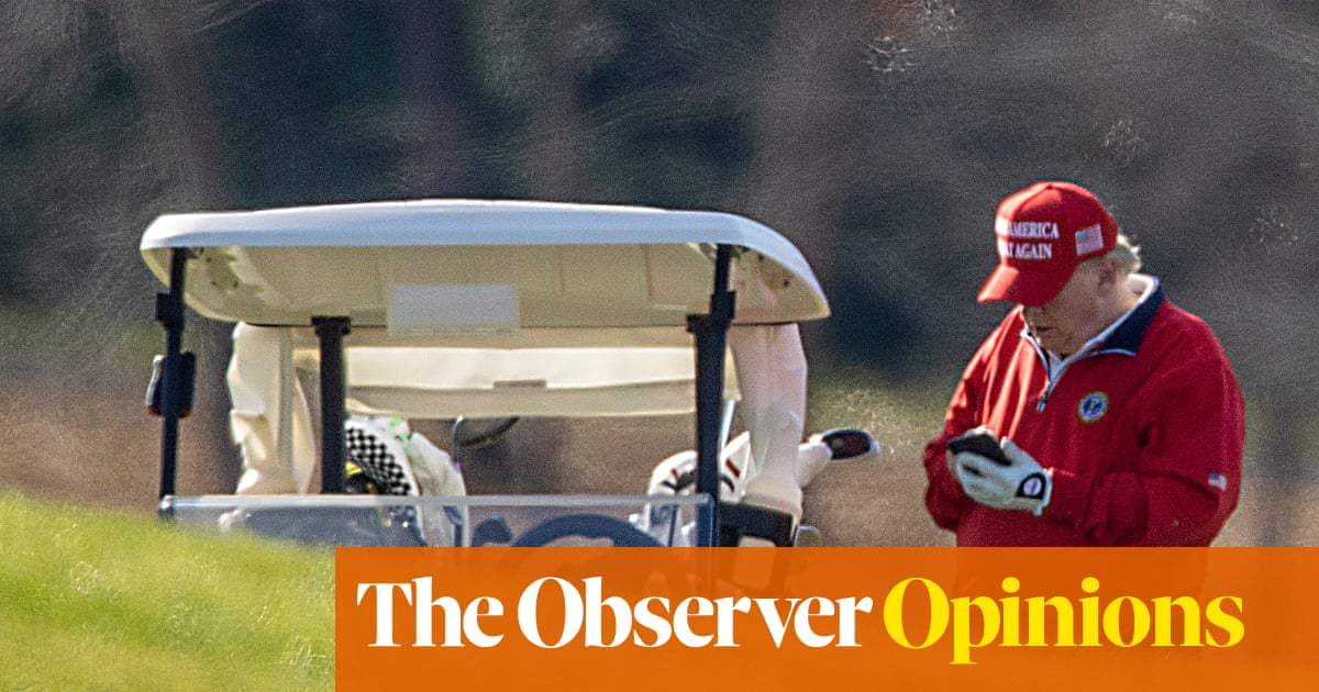 The silencing of Trump has highlighted the authoritarian power of tech giants | John Naughton
