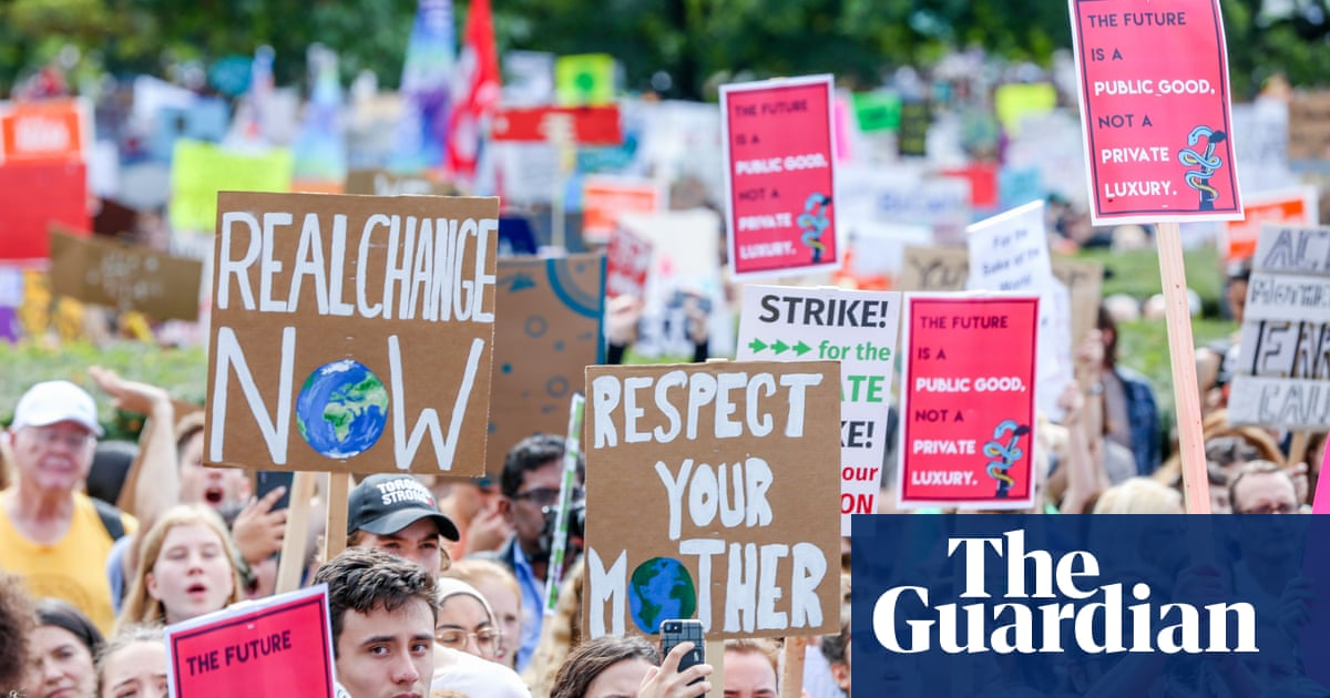 Small majority believe there is still time to avert climate disaster – survey
