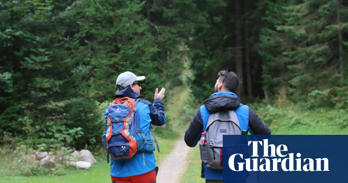 Slovenia's new Juliana Trail reveals a land of water, rock and forest