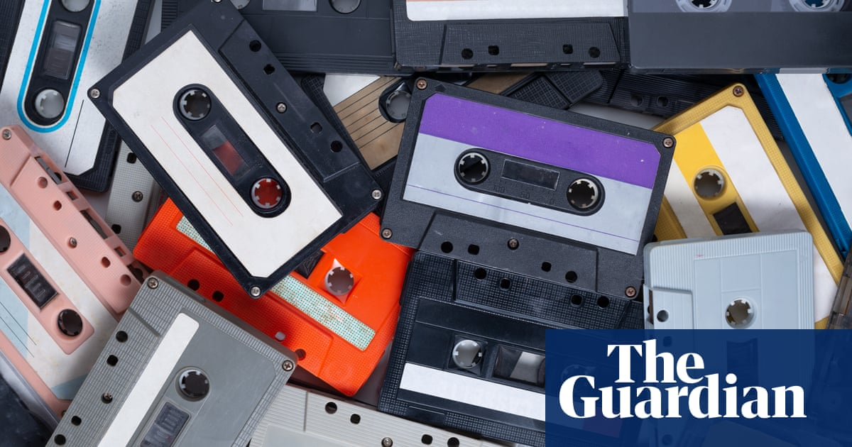 Tell us: what is your most cherished mix tape?