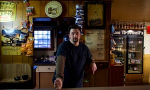 Jon Jewell, the third-generation owner of Jewell's Bar in East Bangor