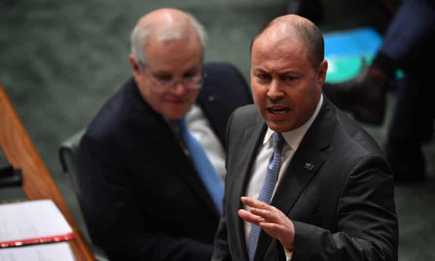 The treasurer, Josh Frydenberg, has the final call on foreign investment decisions
