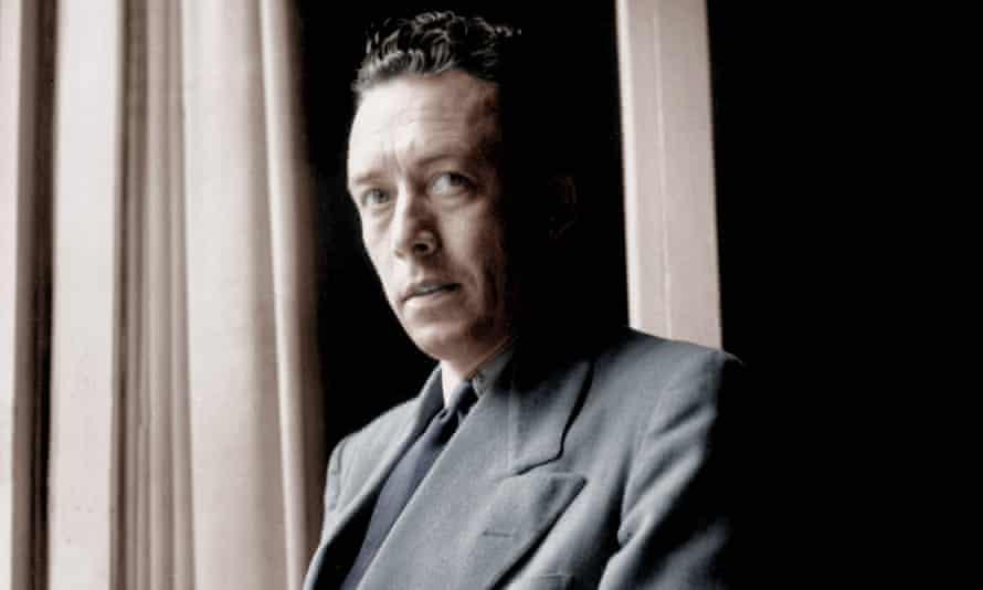 Albert Camus in 1947.