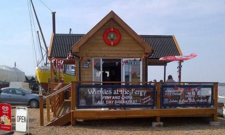 Winkles at the Ferry exterior