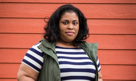 Angie Thomas, pictured in Mississippi.