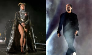 Beyoncé, who has just headlined at Coachella, and Kendrick Lamar, who has won a Pulitzer prize, the first for a hip-hop artist.