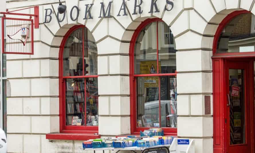 Bookmarks, a socialist bookshop in London,