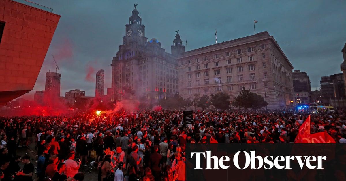Liverpool condemn fans wholly unacceptable behaviour in city centre