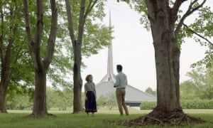 'A deep tissue massage for the soul': Haley Lu Richardson and John Cho in Columbus